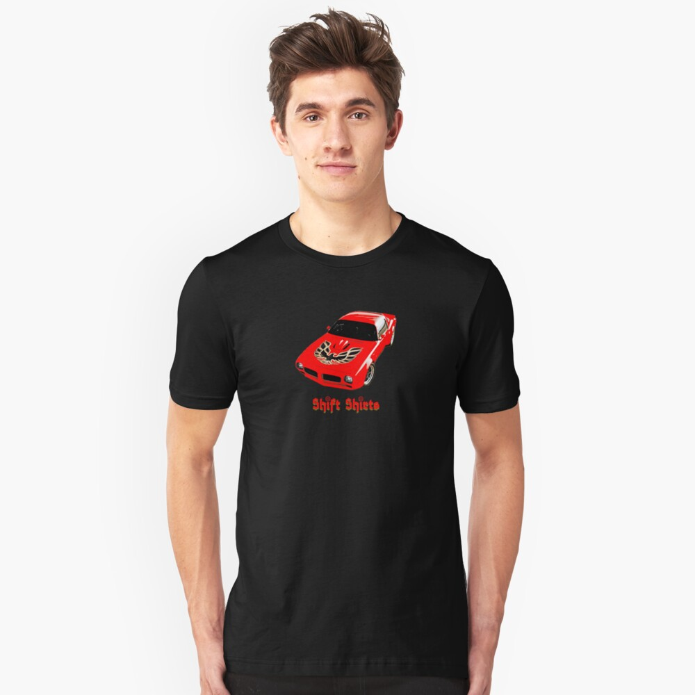 Shift Shirts Thunderous Roar Slim Fit T-Shirt