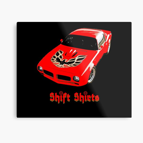 Shift Shirts Thunderous Roar Metal Print
