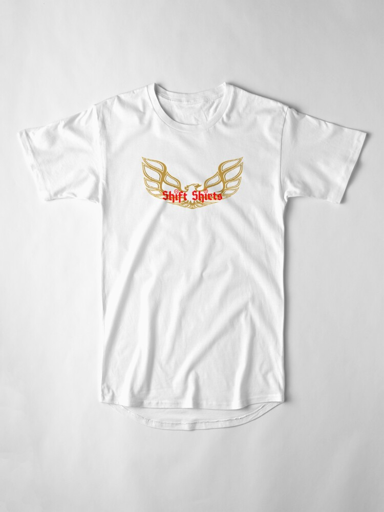 Alternate view of Shift Shirts Thunder Chicken Long T-Shirt