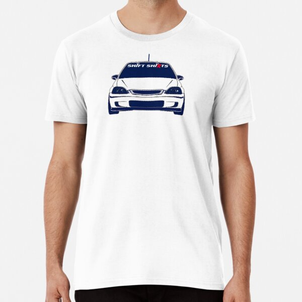 Shift Shirts Interchangeable Parts - EK9 Inspired  Premium T-Shirt