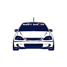 Shift Shirts Interchangeable Parts - EK9 Inspired  by ShiftShirts