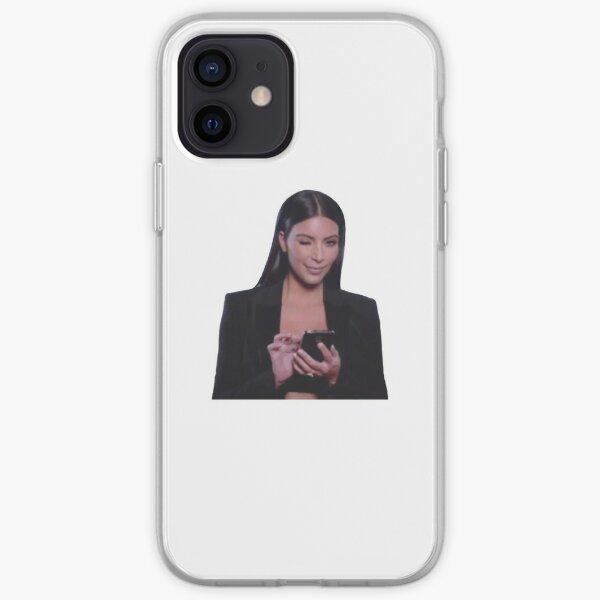 Kim Kardashian Funda blanda para iPhone