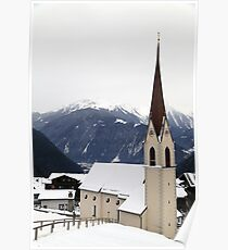 Finkenberg Church Poster
