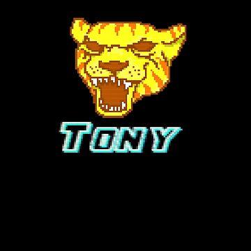 Hotline Miami - Tony ! by alemag