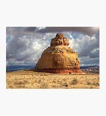 Church Rock Photographic Print