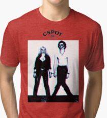 CSPOT - SidFITS (and Nancy) Tri-blend T-Shirt