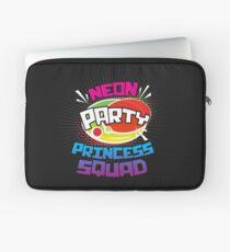 Crown Princess Squad Shirt Design Laptop Sleeve
