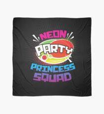 Crown Princess Squad Shirt Design Scarf