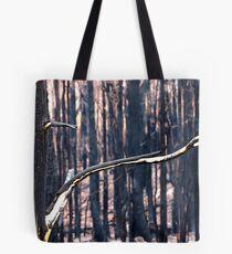 Forest Destruction. Tote Bag