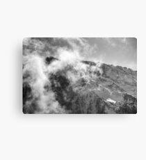 An Afternoon On Penken #10 (Facing The Clouds) Leinwanddruck