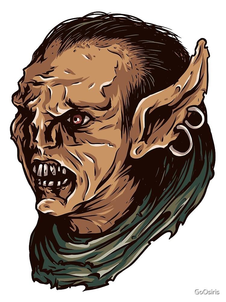 Goblin Mythical Beast de GoOsiris