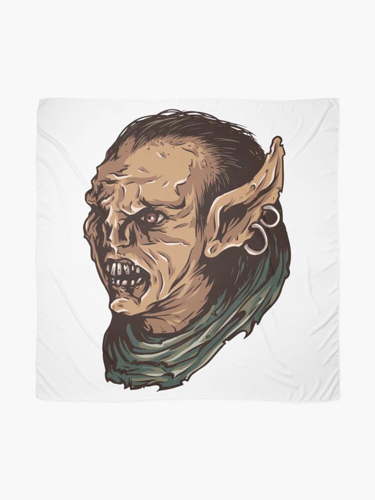 Vista alternativa de Pañuelo Goblin Mythical Beast