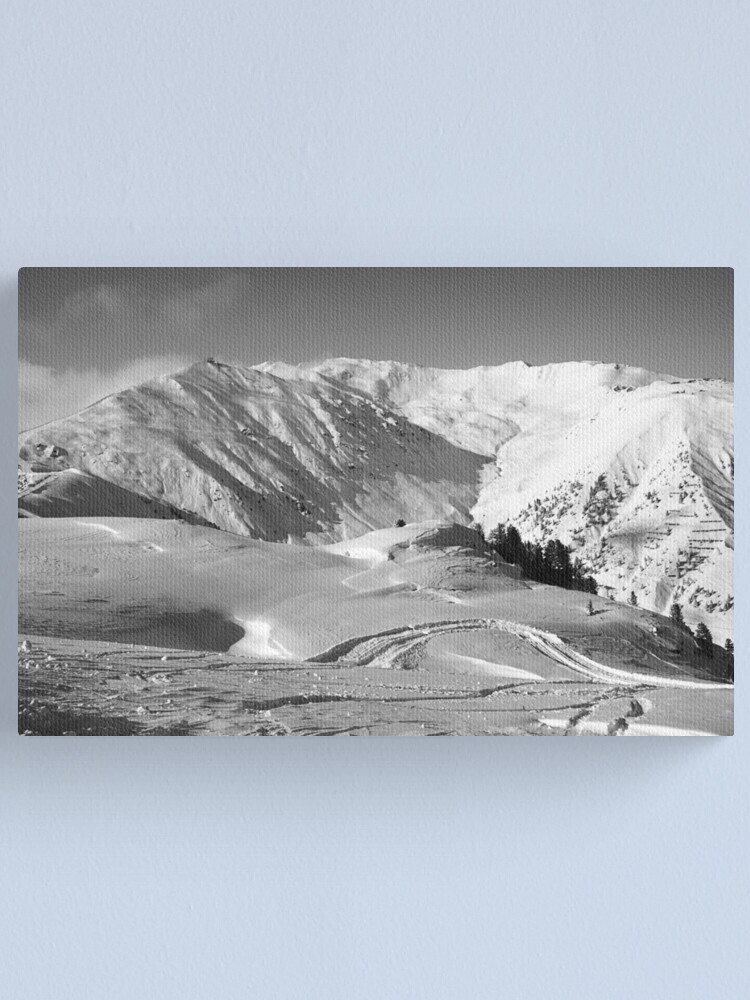 Alternate view of An Afternoon On Penken #06 Canvas Print