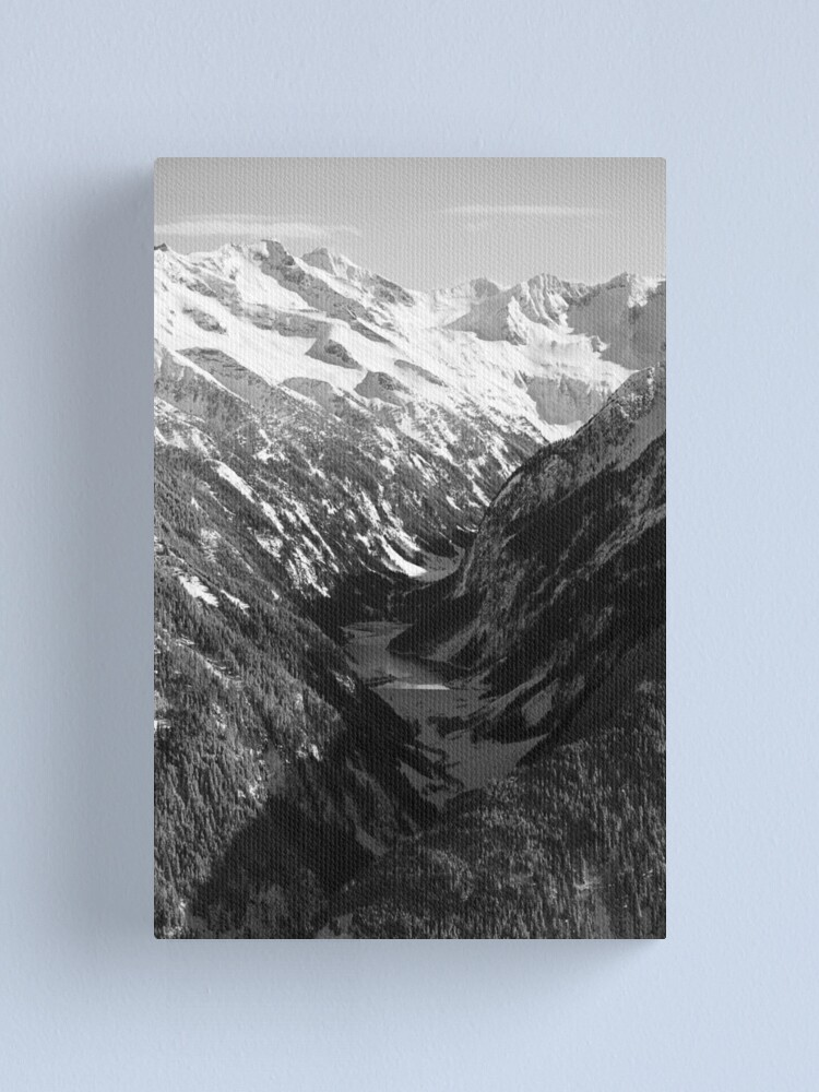 Alternate view of An Afternoon On Penken #05 Canvas Print