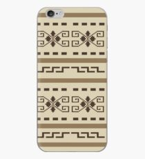 The Dude's Cardigan pattern - The Big Lebowski  iPhone Case