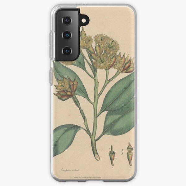 Botanical illustration: Eucalyptus robusta  – State Library Victoria Samsung Galaxy Soft Case