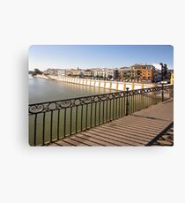 Triana. Canvas Print
