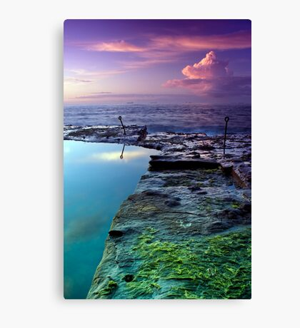 Bogey Hole Sunrise Canvas Print