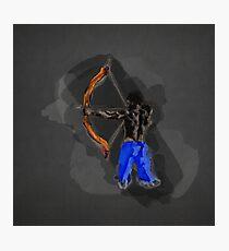Arjuna: The Archer Photographic Print