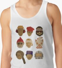 Wes Anderson's Hats Men's Tank Top