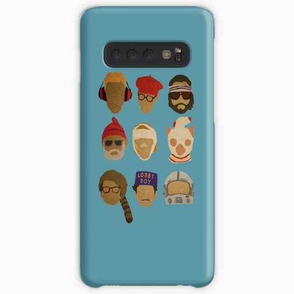 Wes Anderson's Hats Samsung Galaxy Snap Case