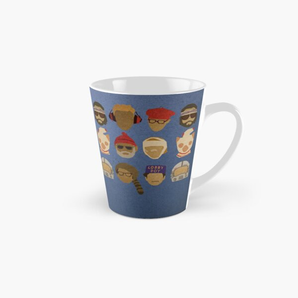Wes Anderson's Hats Tall Mug