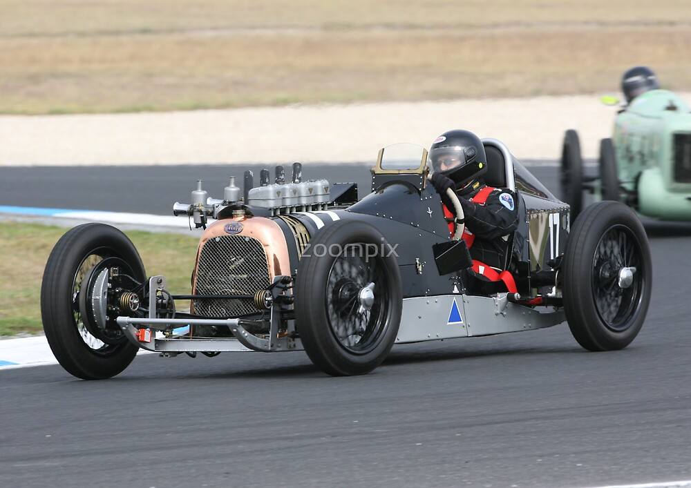 Gipsy Fiat Special by zoompix