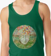 Mandala- meditation Tank Top