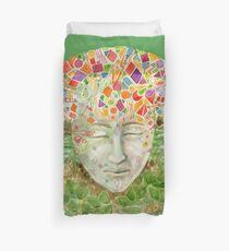 Mandala- meditation Duvet Cover