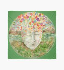 Mandala- meditation Scarf
