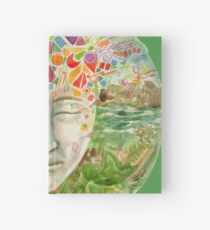 Mandala- meditation Hardcover Journal