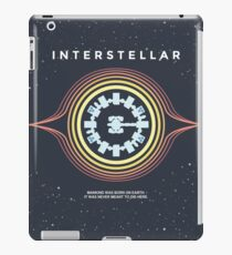 Interstellar - 'I'm Going Home' iPad Case/Skin