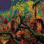Singapur Bot. Garten 2 - Farbe von Hell-Prints