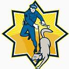 «Police Dog» de GoOsiris