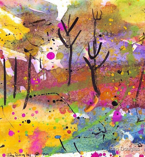 Midnight Garden cycle14 12 by John Douglas