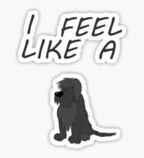 Doggy Sticker