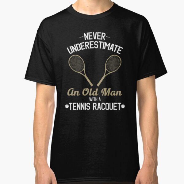 Work Rest Tennis MENS T-SHIRT tee birthday gift squash racquet ball funny