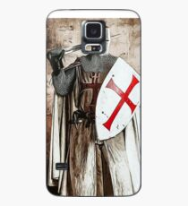 Ancient Templar Knight Case/Skin for Samsung Galaxy