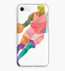 Basketball player1 iPhone Case/Skin