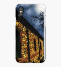 Moonlit Chateau iPhone Case/Skin