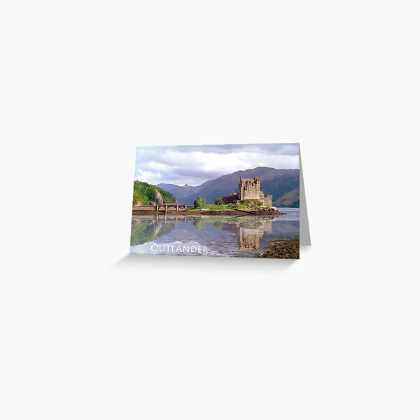 Eilean Donan Castle , Scotland Greeting Card