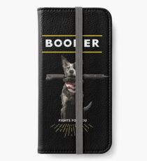 Boomer Fights For You iPhone Wallet/Case/Skin