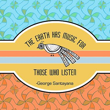 The Earth has music for those who listen by rainbowflowers