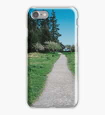 Orchard Path iPhone Case/Skin