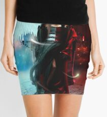 Souls' Keeper Mini Skirt