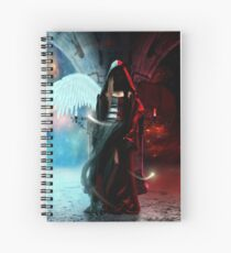 Souls' Keeper Spiral Notebook