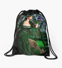 Mother Nature Drawstring Bag