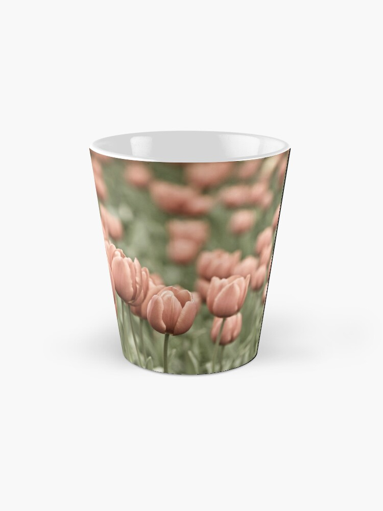 Alternate view of Tulip Field Mug
