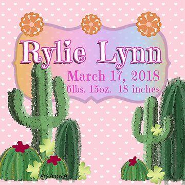 Rylie Lynn by HeyJenocide21