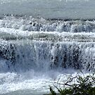 Water Falls  by Karen Stackpole